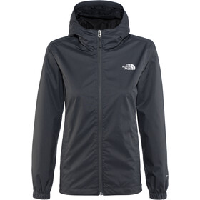 The North Face Quest Chaqueta Mujer, tnf black/tnf black